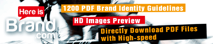 Hereisbrand.com, 1200 pdf corporate brand identity guidelines, HD images preview, Directly download pdf files with high-speed.
